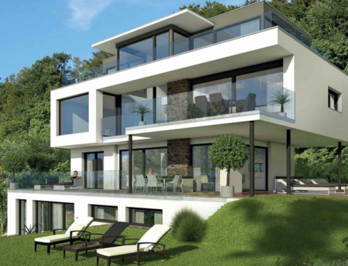 AigenArt – Villa in Aigen