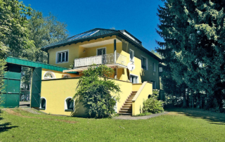 Villa an der Glan