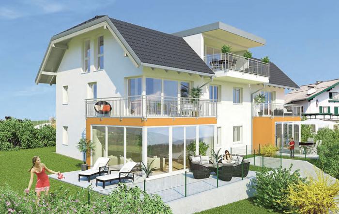 Einfamilienhaus Wohnungen Elixhausen