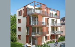 Wohnungen Bergheimerstraße 3